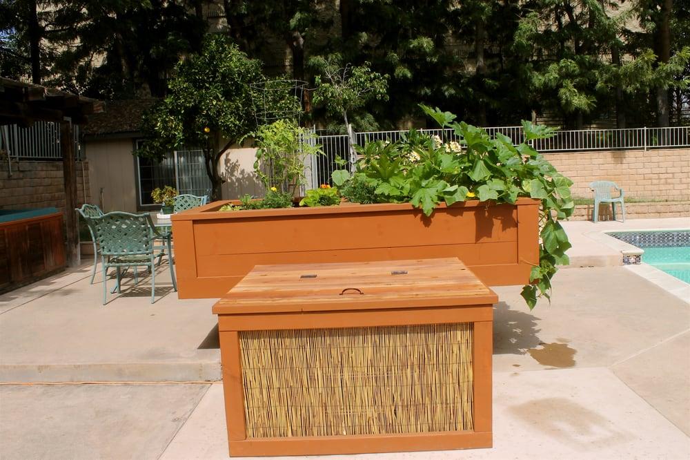 aquaponics encinitas ca united states backyard aquaponic setup