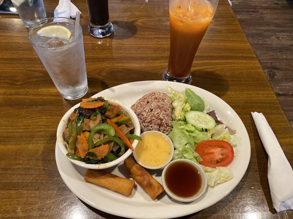 Thai Vegan: 219 Trade St, Greer, SC