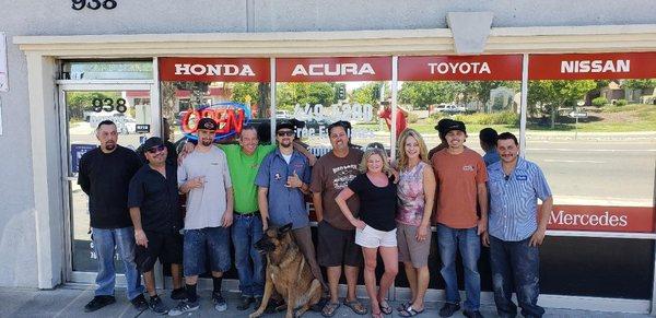 Vacaville Auto Body Center 938 E Monte Vista Ave Vacaville