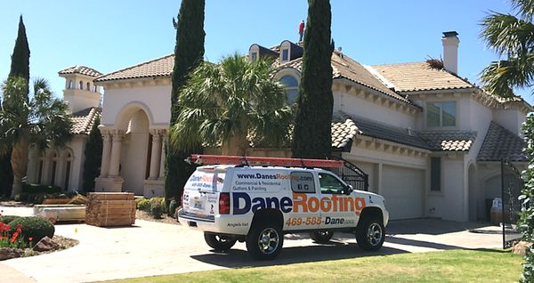 Photo Of Danes Roofing   Frisco Roofing   Frisco, TX, United States. Roofing