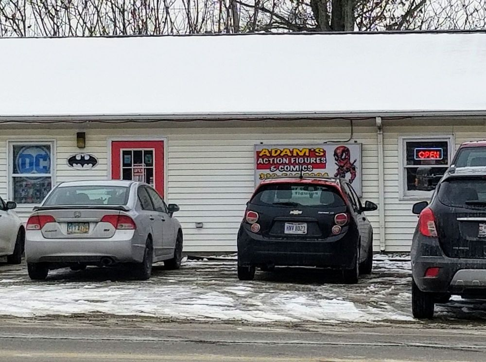 Adam's Action Figures & Comics: 4039 State Route 14, Rootstown, OH