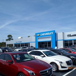 Car Dealerships Brunswick Ga >> Vaden Cadillac Brunswick Car Dealers 121 Altama Connector