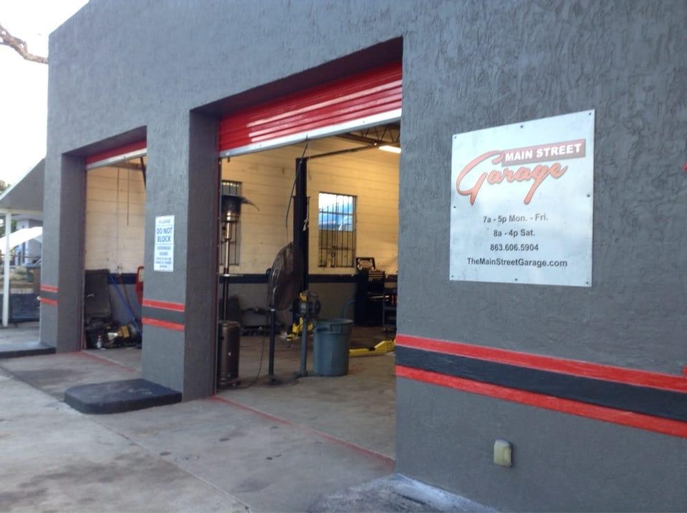 Photos For Main Street Garage Yelp