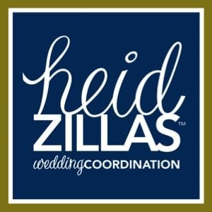 Heidzillas Wedding Coordination