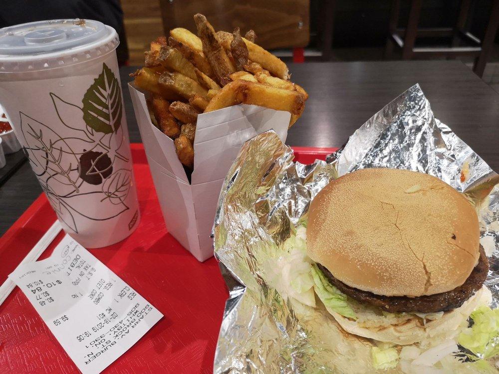Starr Ave Burger