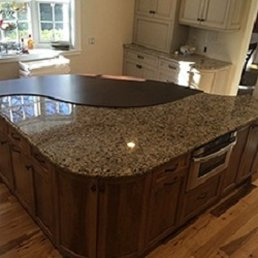 Awesome Photo Of OB Marble And Granite   Framingham, MA, United States. Installing  Granite. Installing Granite Countertops ...