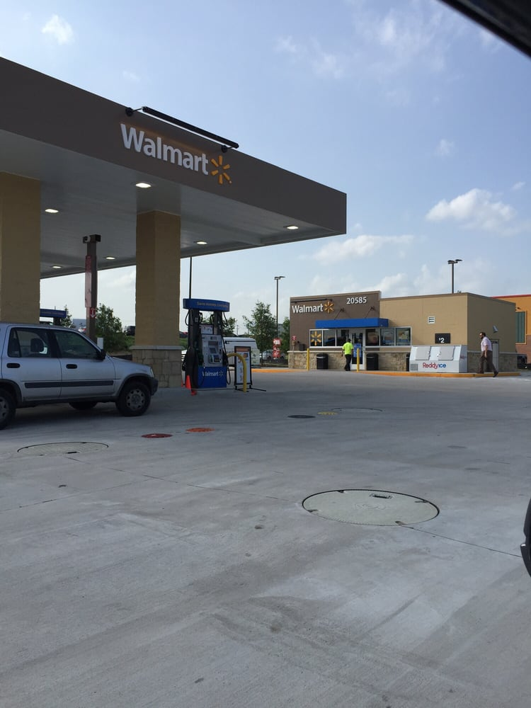 Walmart Gas Station & Convienent Store - Gas Stations