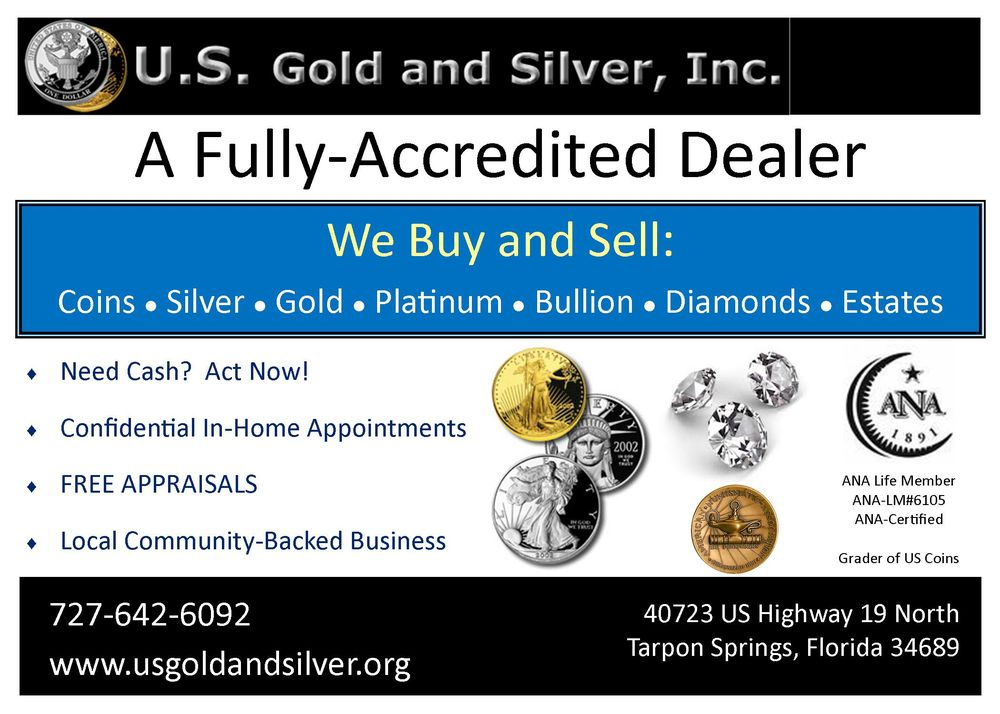 US Gold and Silver