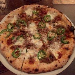 Pastoral Artisan Pizza Kitchen Bar Boston Ma