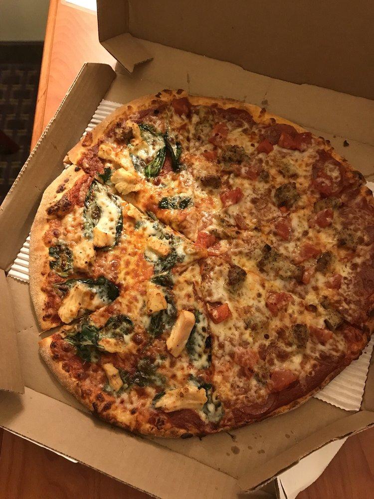Domino's Pizza: 123 W Calhoun St, Macomb, IL