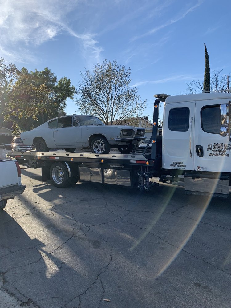 Towing business in Jurupa Valley, CA
