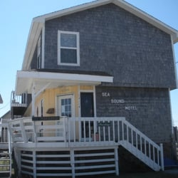Photo Of Sea Sound Motel Rodanthe Nc United States Via