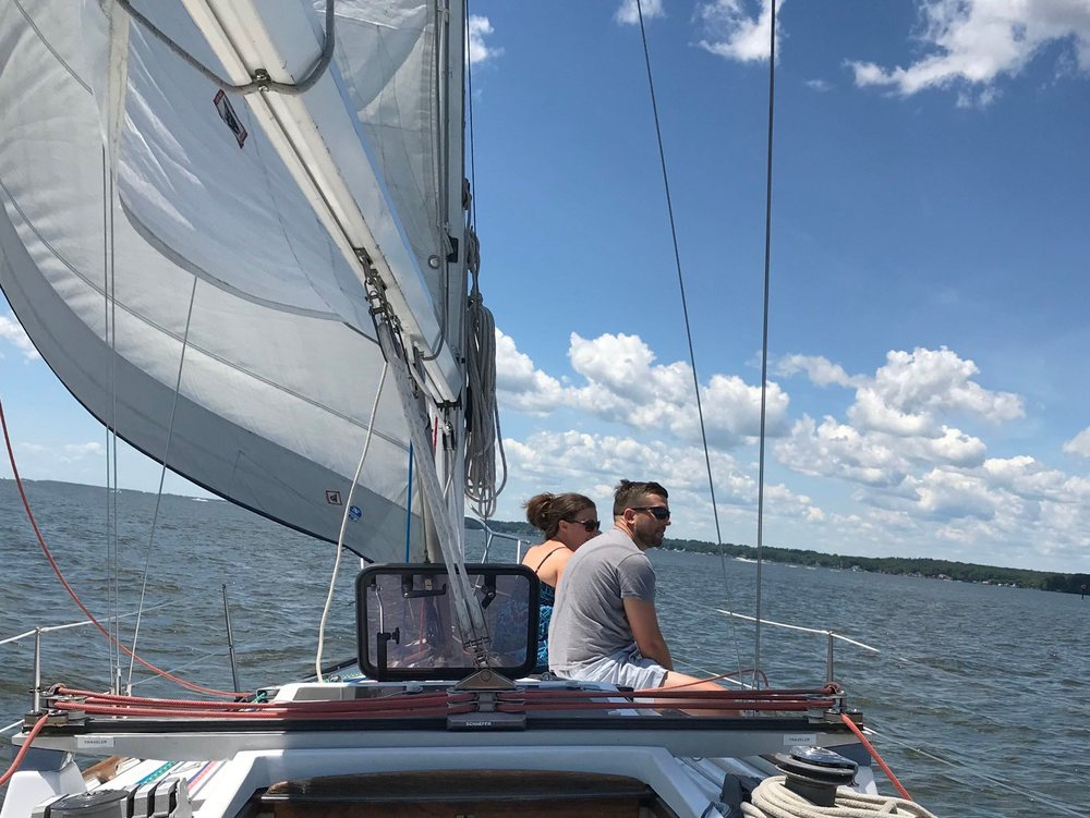 Sundance Sailing Charters: 145 Hance Pt Rd, North East, MD