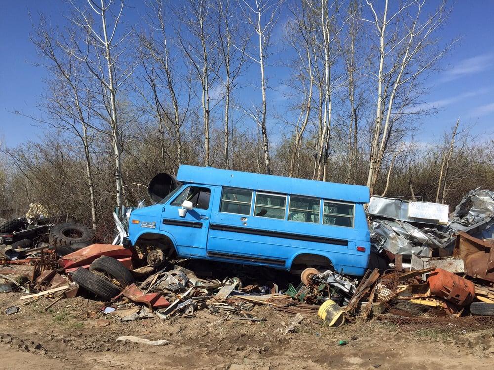 Jon's Auto Salvage: 101 County Road 4 E, Greenbush, MN