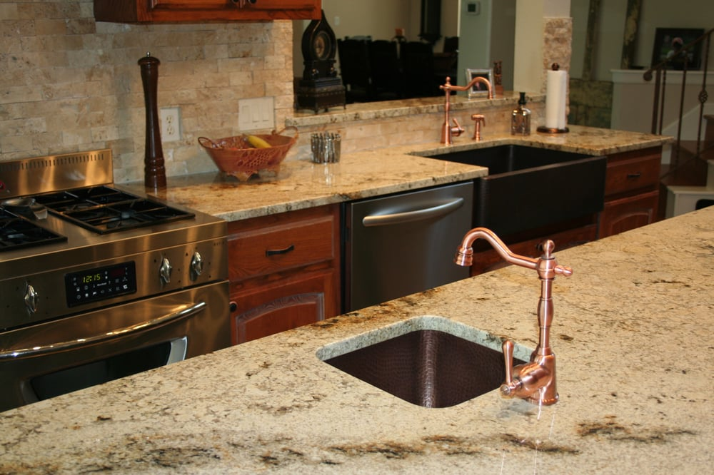 Sienna Beige Granite Countertops Yelp