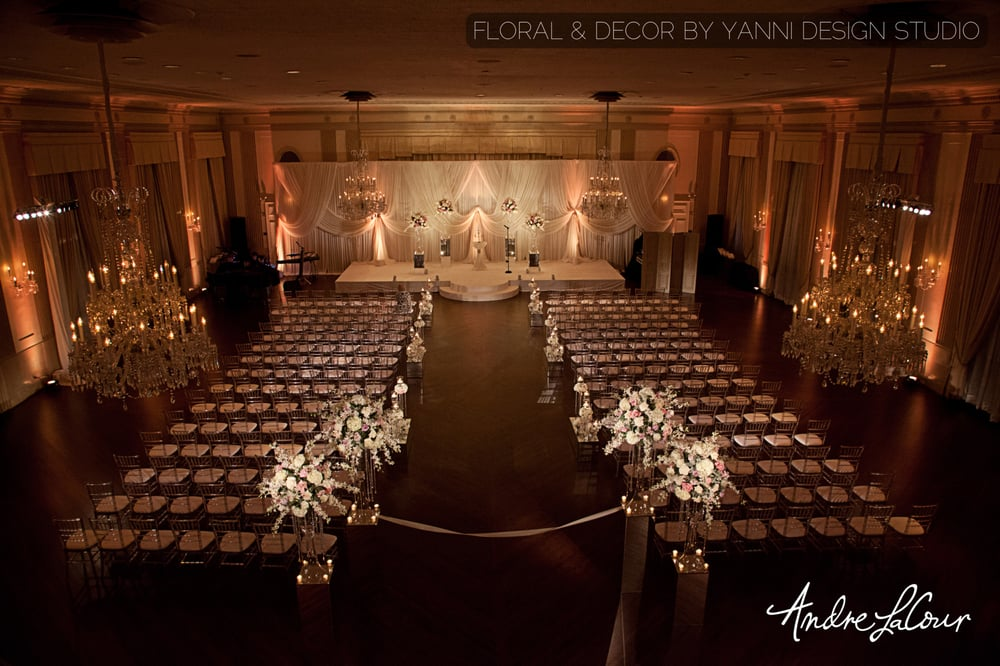 Photo Of Standard Club Chicago Il United States Wedding Ceremony