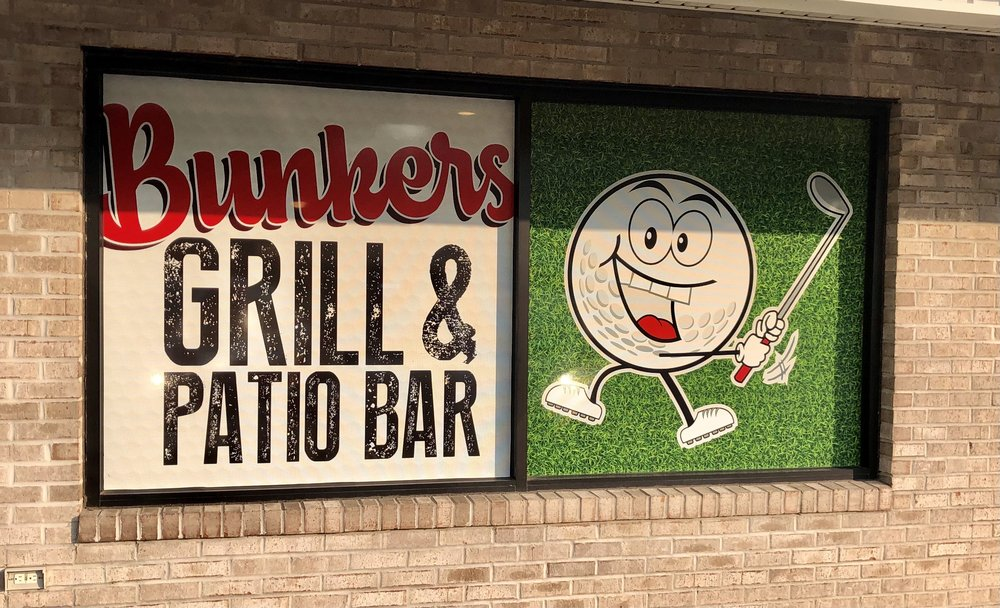 Bunkers Grill And Patio Bar: E 750 US-70, Crossville, TN