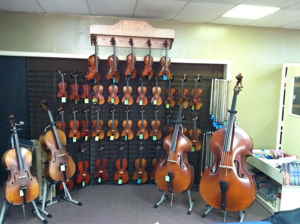 Thorn Music Center: 404 University Dr E, College Station, TX