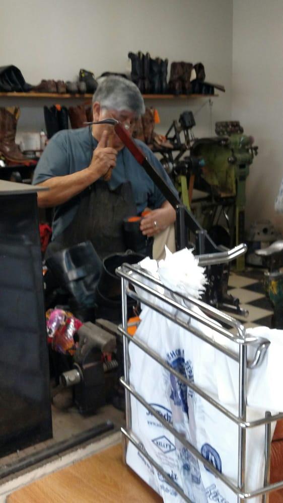 San Antonio Shoe Repair And Luggage
