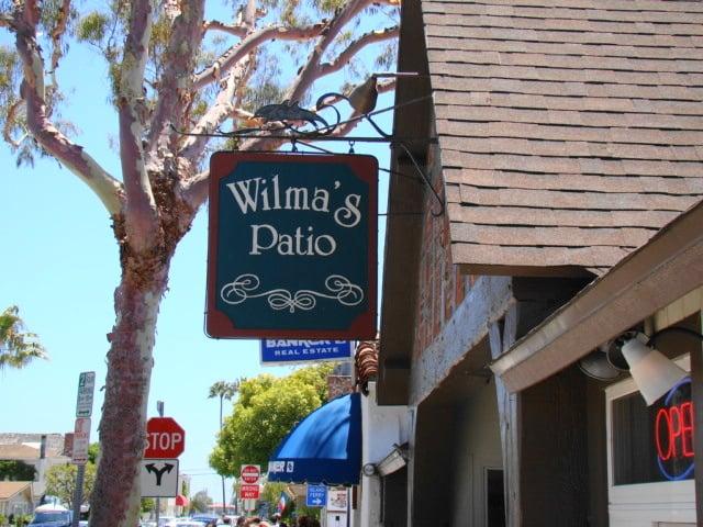 Wilma S Patio Newport Beach