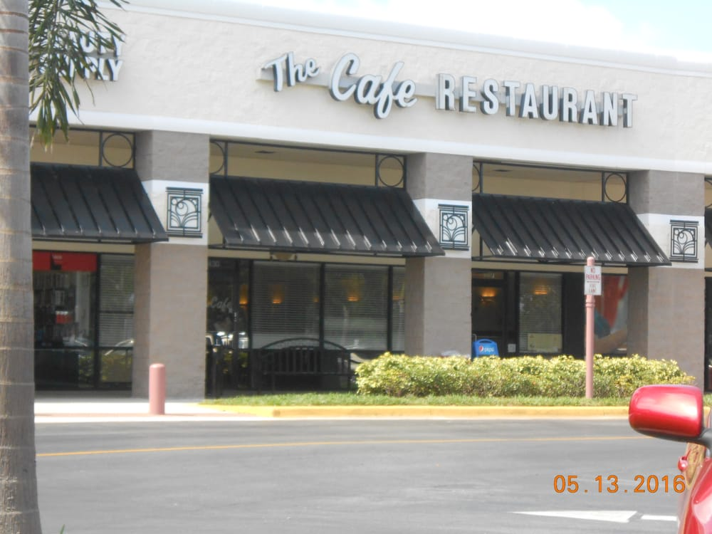 The Cafe Restaurant Cape Coral Fl