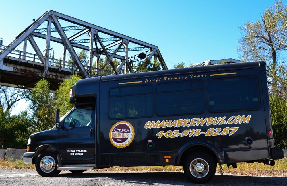 Omaha Brew Bus: 8718 Countryside Plz, Omaha, NE