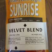 Velvet Sunrise Coffee Roasters - Get Quote - Coffee & Tea - 100 ...