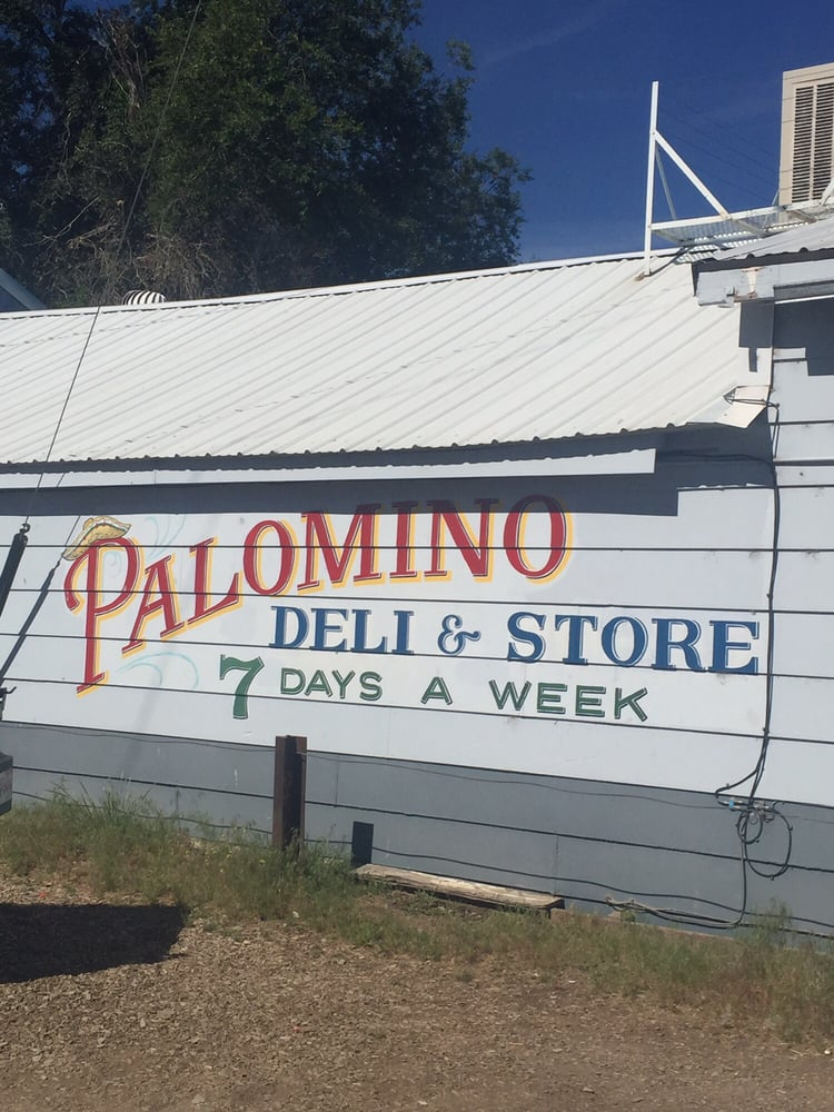 Palomino Deli & Store: 42620 Hwy 140, Beatty, OR
