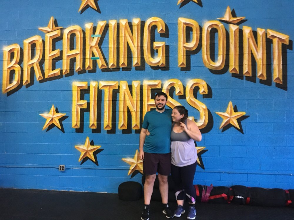 Breaking Point Fitness - CrossFit Ridge Ave