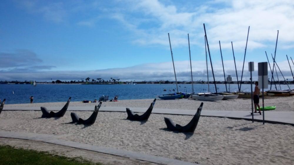 Fanuel Park In Pacific Beach