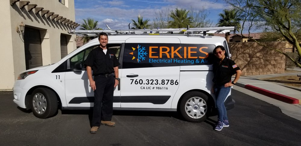 Erkies Electrical Heating and Air Conditioning
