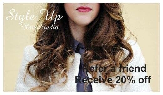 Style Up Hair Studio: 4005 W River Dr, Comstock Park, MI