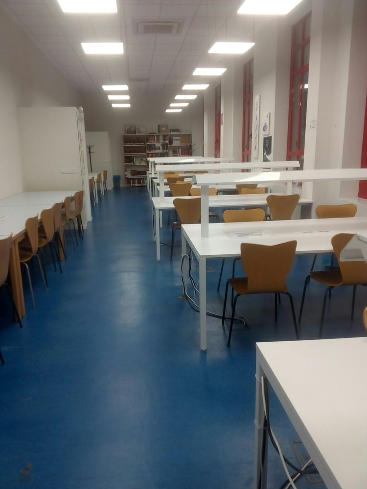 biblioteca p blica municipal francisco ib ez 17 photos