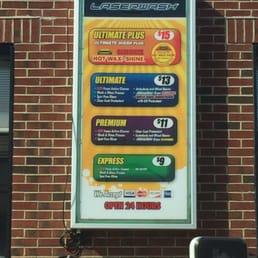Hy Vee Car Wash Prices