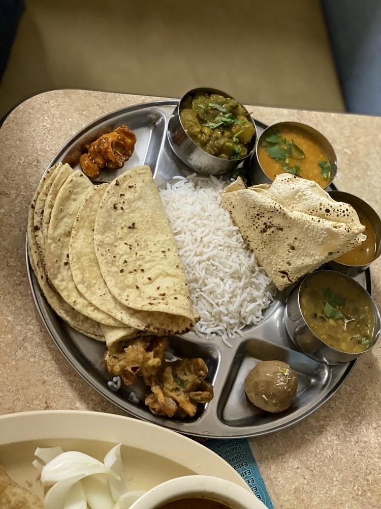 Gopal Vegetarian Restaurant: 125 S Central Expy, Richardson, TX