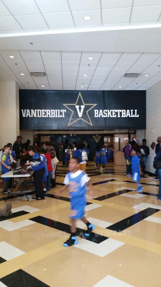 Vanderbilt Univ Memorial Gymnasium
