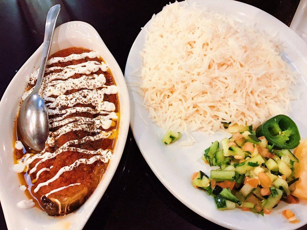 Bodinjon borani roasted eggplant dish yelp for Afghan cuisine fremont