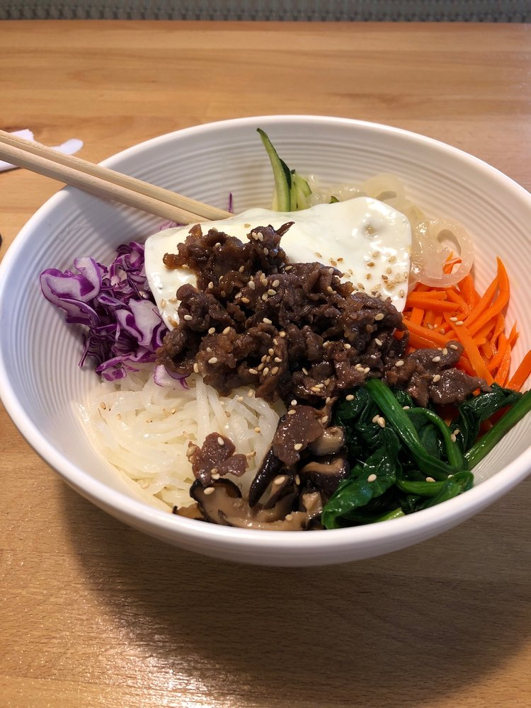 Food from Kim & Bab