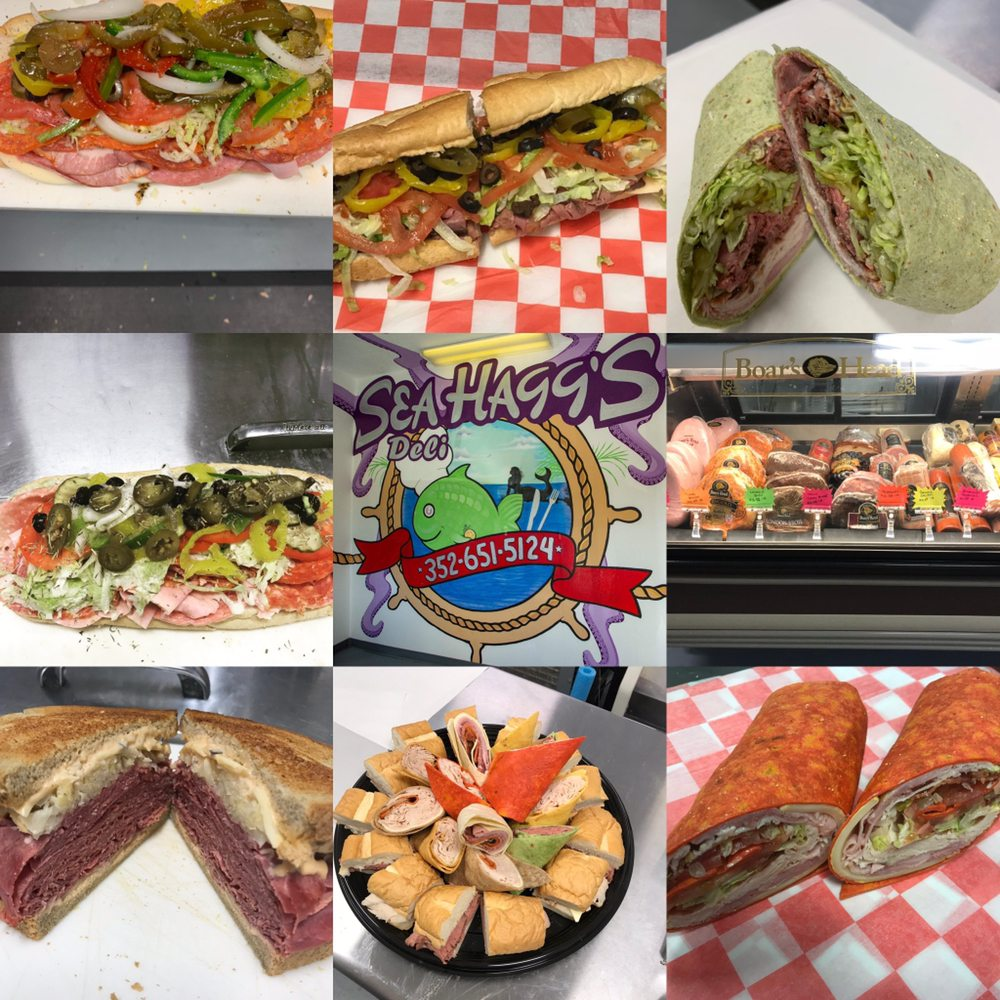 Sea Hagg Deli: 9691 W FT Island Trl, Crystal River, FL