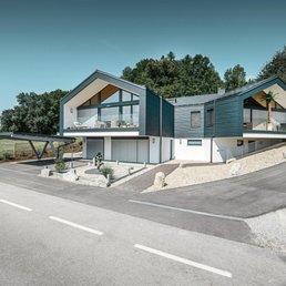 Bauplan ing johann bruckmoser bauunternehmen for Bauplan wohnhaus