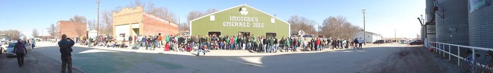 Emerald Isle: 100 N Railroad St, Imogene, IA