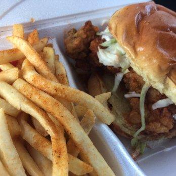 The Cluckwagon 13 Photos 16 Reviews Food Trucks 1400 East