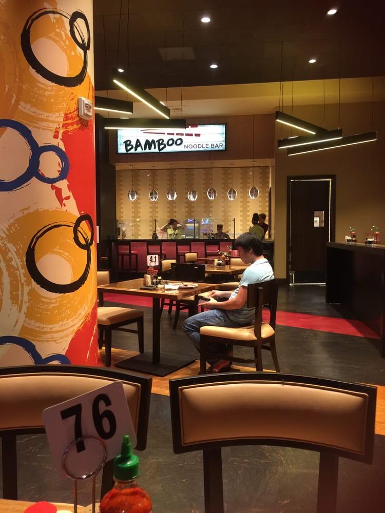 Bamboo Noodle Bar: 3650 Enterprise Blvd, Durant, OK
