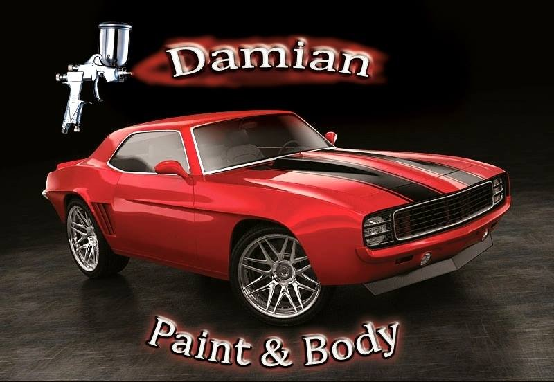 Damian Paint Body Clute Tx