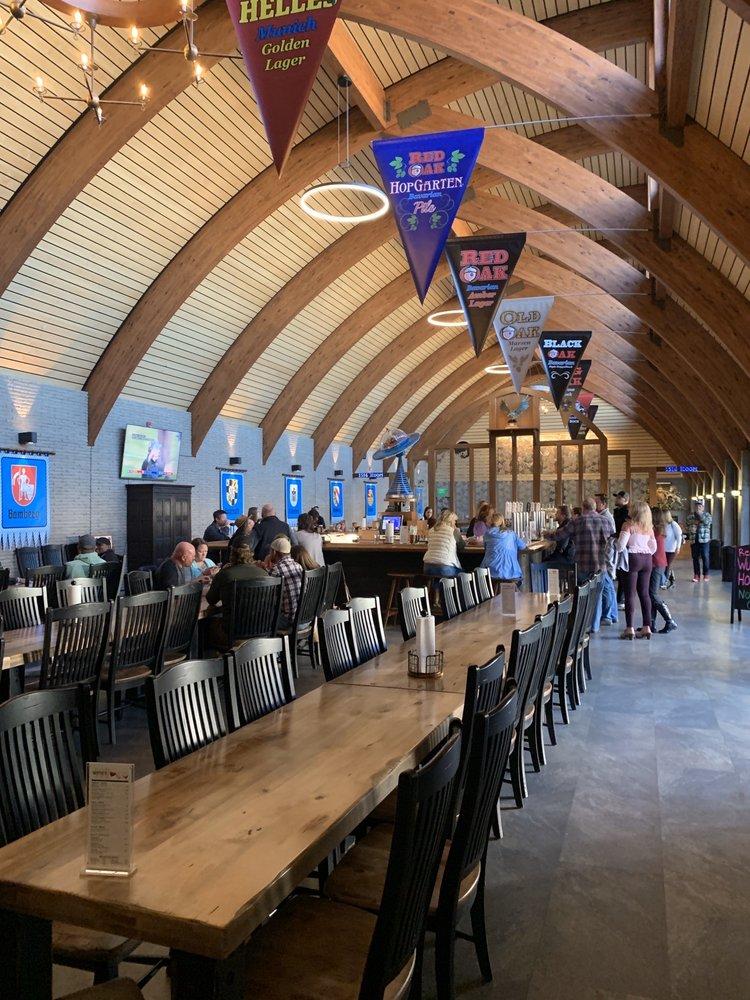 Red Oak Lager Haus & Biergarten: 6901 Konica Dr, Whitsett, NC