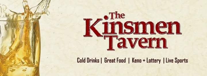 Social Spots from Kinsmen Tavern