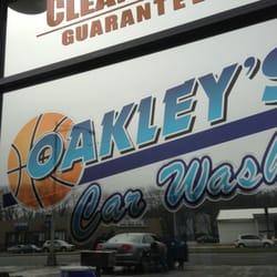 Oakley Car Wash