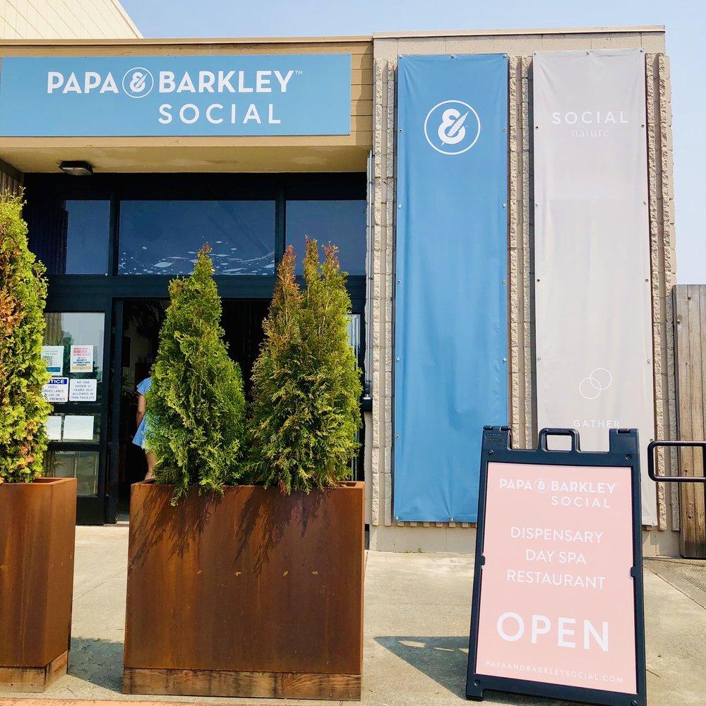 Papa & Barkley Social: 4325 Broadway St, Eureka, CA