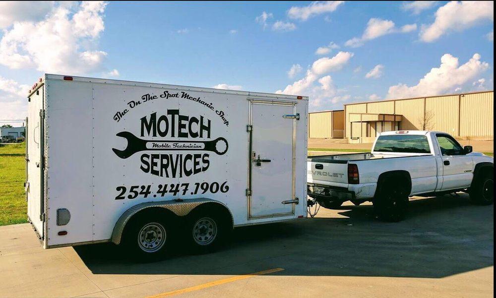 MoTech Sevices: 126 Ava Dr, Hewitt, TX