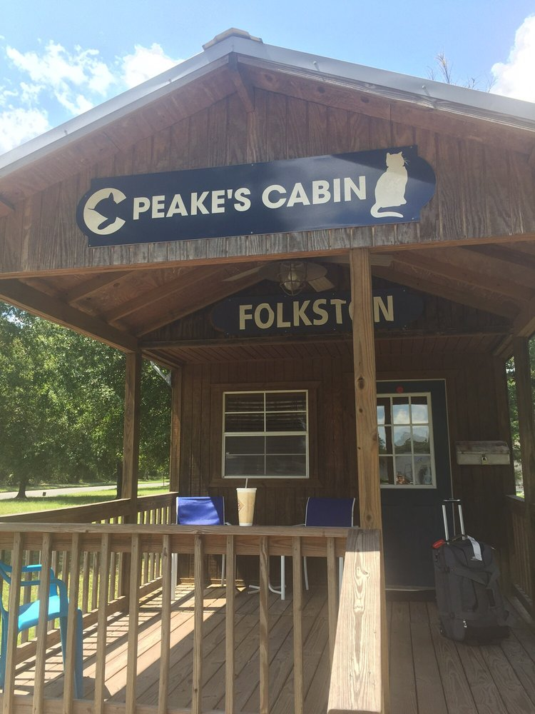 Railside Lodging: 25 Folkston Funnel St, Folkston, GA